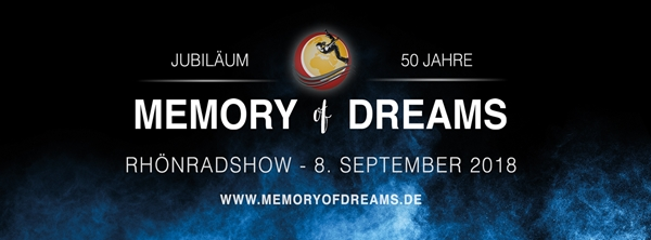 Memory of Dreams: Rhönradshow - 8. September 2018